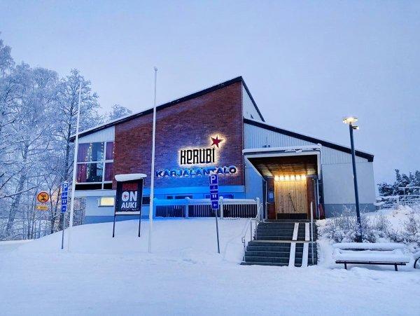 Karjalan muistomerkistä rokkielämän tähdeksi - heili.fi