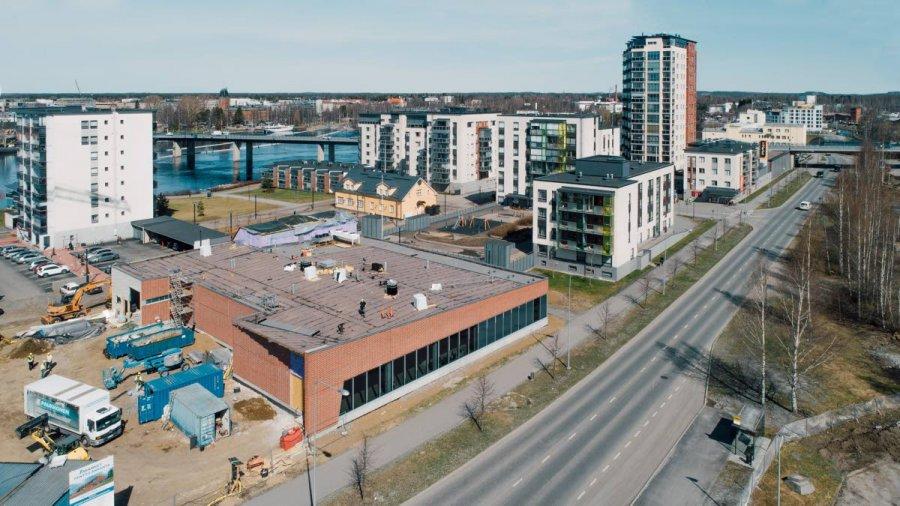 S-Market Penttilänranta