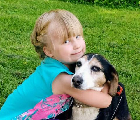 15-vuotiaan Salla-dreeverin entinen omistaja ei enää pystynyt huolehtimaan siitä, joten Salla päätyi viettämään leppoisia eläkepäiviään Turusten perheeseen.